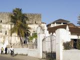 Palace Museum  Stone Town  Tanzania