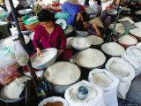 Trading Rice  Vietnam