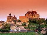 Chateau de Biron  Biron  Aquitaine  France