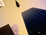 High-Rise Buildings  Financial District  San Francisco  California