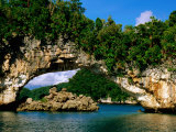 Arch Rock  Natural Archway  Rock Islands  Koror  Palau