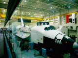 Training Space Shuttle  International Space Station Program  Johnson Space Center  Houston  Texas