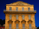 Building on Cours Saleya  Nice  Provence-Alpes-Cote d'Azur  France