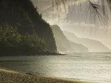 Na Pali Coast  Ke'E Beach  Kauai  Hawaii