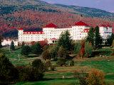 Crawford Notch Bretton Woods  Mt Washington Resort  New Hampshire