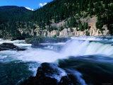 Kootenai Falls  Near Libby  Montana
