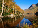 Franconia Notch Profile Lake  New Hampshire