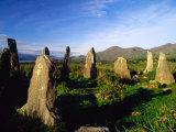 Ancient Stone Circle  Ardgroom  Munster  Ireland