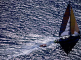 Excursion Yacht Apollo  Whitsunday Islands National Park  Queensland  Australia