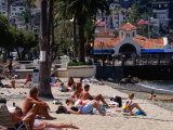Avalon Beach  Santa Catalina Island  California