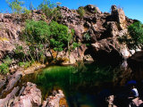 Gunlom  Kakadu National Park  Northern Territory  Australia