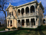Historical Home in King William District  San Antonio  Texas