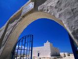 El Kebir Mosque  Djerba Island  Medenine  Tunisia