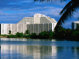 Palace Hotel on Agana Bay  Tamunig  Guam