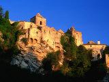 Vaison-La-Romaine at Sunrise  Cote d'Azur  France