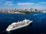 MS Europa  Sydney  Australia