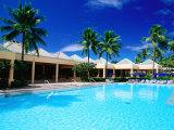 Pool  Sheraton Hotel  Denarau Island  Western Division  Fiji
