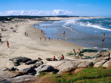 Playa de la Moza Beach  Santa Teresa National Park  Rocha  Uruguay