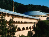 Marin City Civic Center by Frank Lloyd Wright in San Rafael  San Rafael  California