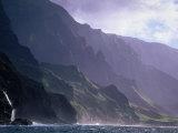 Ma Pali Coast  Kauai  Hawaii