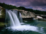 Lower Mckinney Falls  Texas