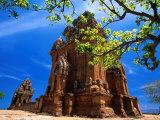 Po Klong Garai  Cham Tower-Shrine  Phan Rang-Thap Cham  Ninh Thuan  Vietnam
