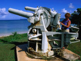 Anti-Aircraft Gun at War in the Pacific National Historical Park  Guam
