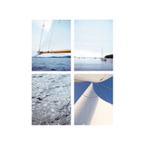 Sailing Four Patch