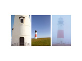 Lighthouses Triptych