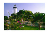 Rincon Lighthouse and Garden  Puerto Rico