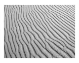 Sand Patterns in the Desert 1