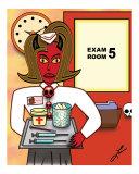 La Enfermera - The Nurse