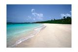 Pristine Zoni Beach  Culebra Island  Puerto Rico