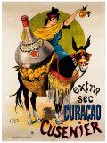Curacao Extra Sec Giclée par G. Eros