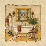 Art Deco Bath II