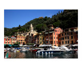 Architecture of Portofino