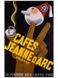 Cafes Jeanne d'Arc