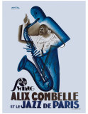 Alix Combelle  Jazz Paris