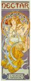 Nectar Giclée par Alphonse Mucha