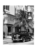 South Beach Art Deco  Miami  Florida