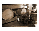 Pinot and Refrosco Barrels