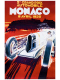 Grand Prix de Monaco  1930