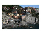 The Town of Manarola