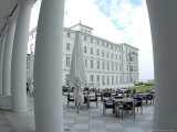 G8 Summit  Haus Mecklenburg of the Kempinski Grand Hotel  Germany