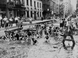 New York City Heatwave  c1936