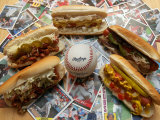 Baseball Hot Dogs