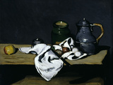 Still-Life with Teapot  c1869