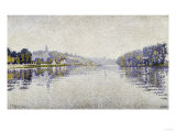 The Seine at Herblay  c1889