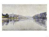 The Seine at Herblay  c1889