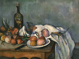 Still-Life with Onions  c1895